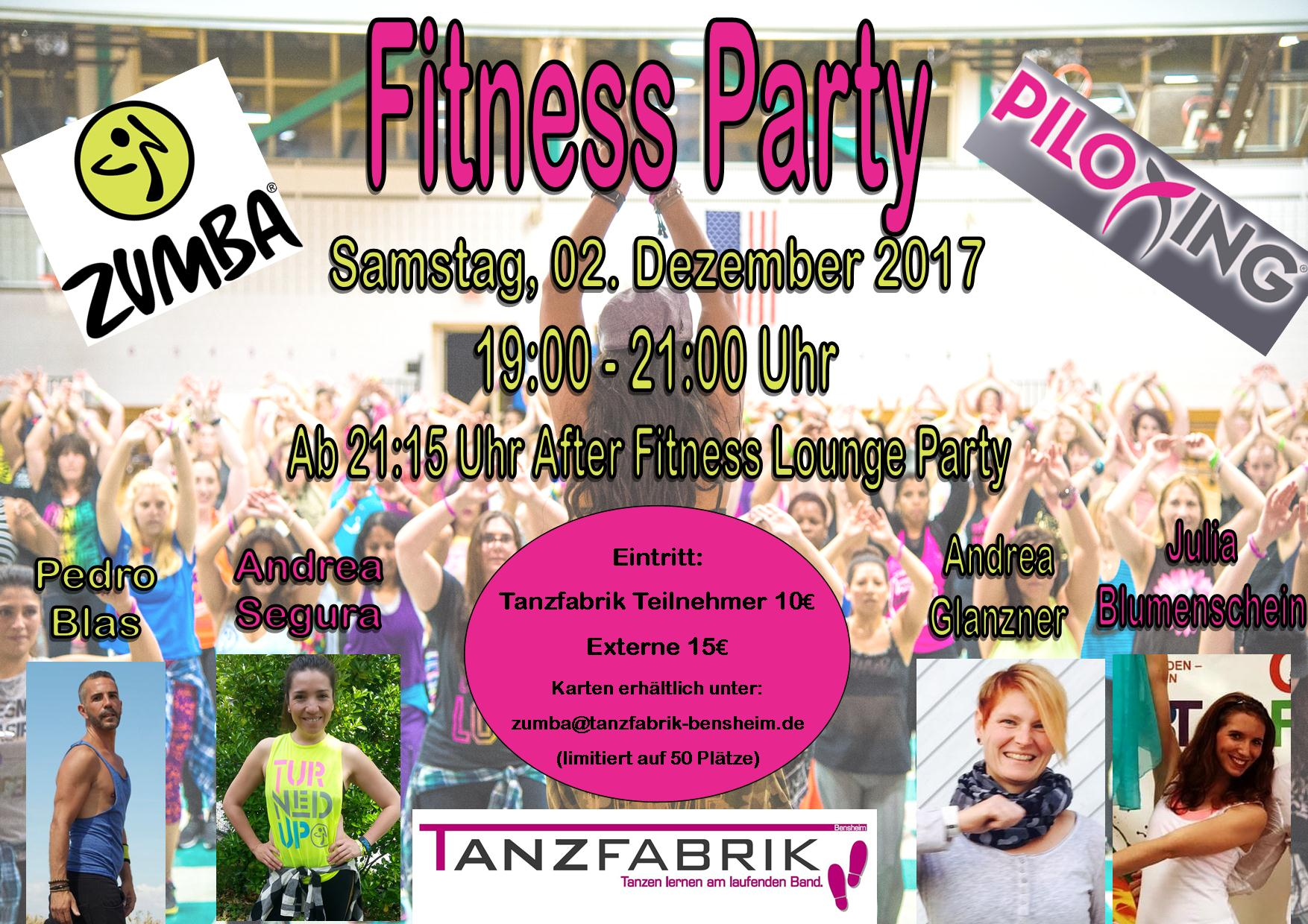 Fitness Event Dez_17