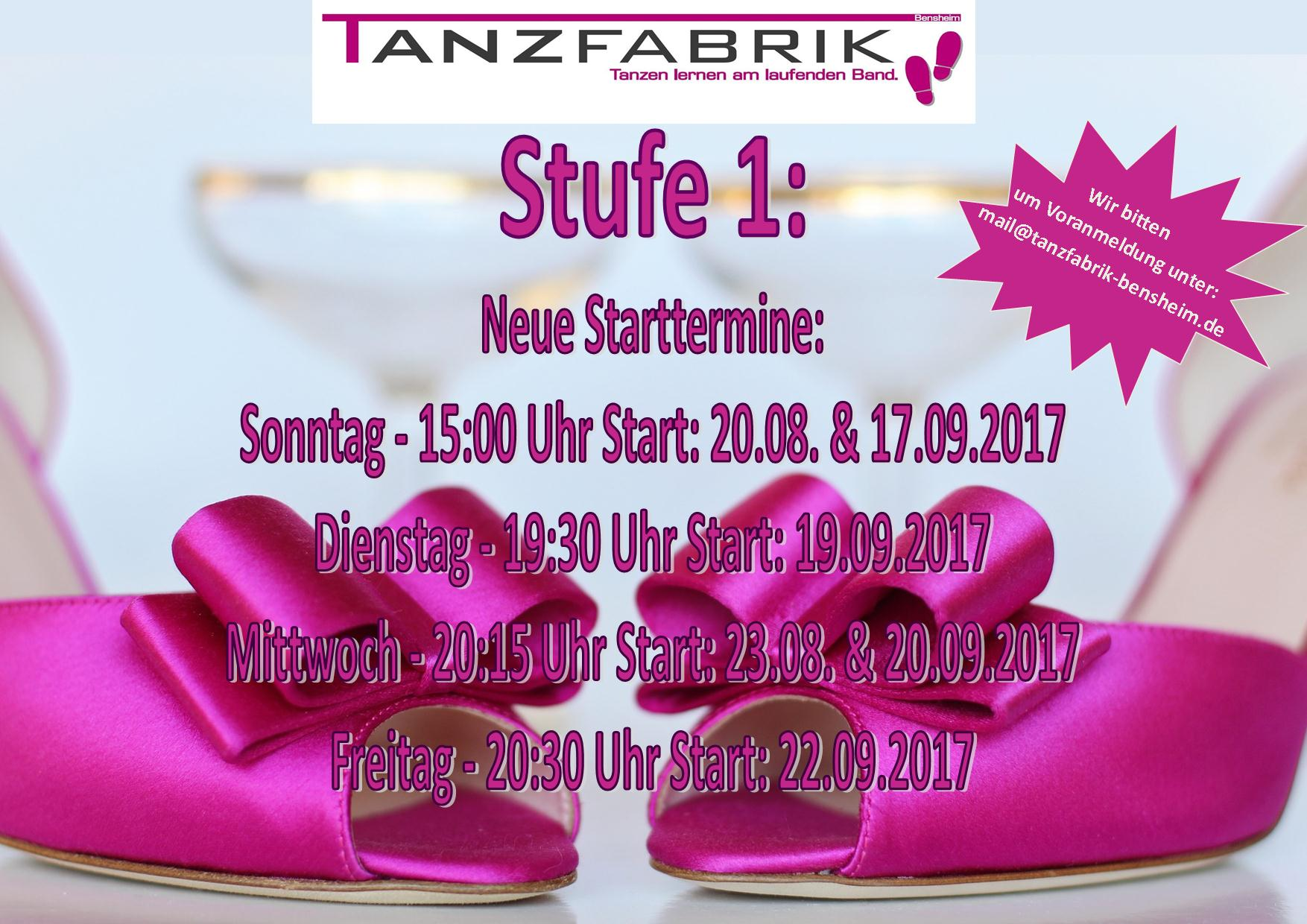 Stufe1 Aug_Sept17